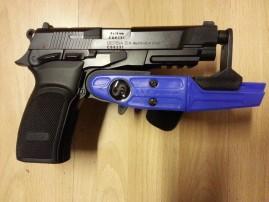 Bersa Pro - XT - TPR9